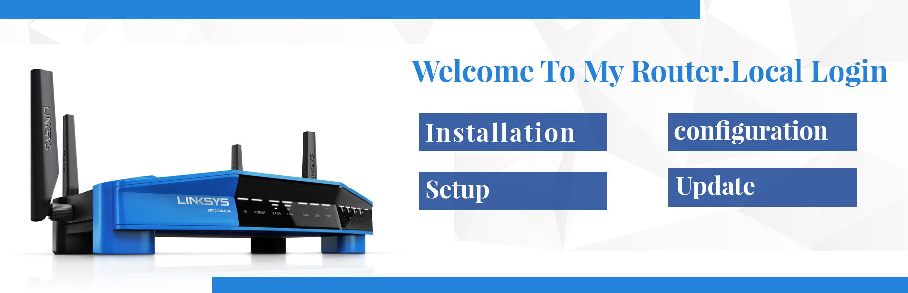 Set up a Linksys Router with Cable Internet Service - Router